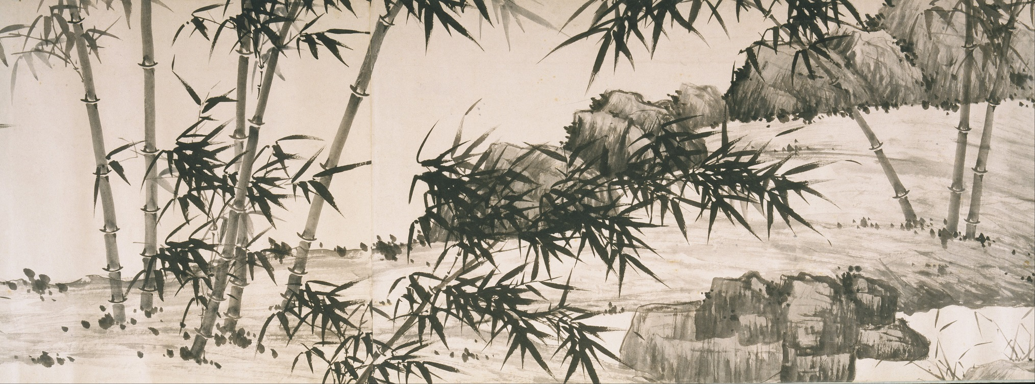 Xia Chang - Bamboo under Spring Rain